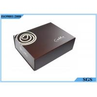 China Foldable Shoe Box Size Gift Boxes Logo Printing Double Grey Material wholesale