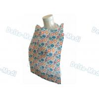 China Adult Feeding Disposable Dental Bibs , Custom Disposable Bibs For Adults wholesale
