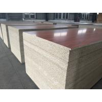 China 18mm woodgrain color melamine laminated chipboard for making kitchen cabinet. china manufacturer wholesale