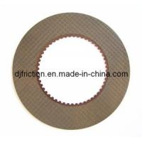 China Gearbox Non-Asbestos Paper Base Friction Disc wholesale