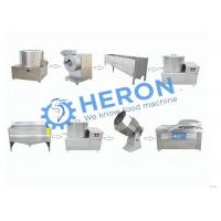 100-300kg/hContinuous fries/  fried lines/ sweet potatoes/ fried lines Manufactures