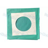 China Non Woven Disposable Sterile Surgical Drapes , 5cm Adhesive Disposable Medical Drapes wholesale