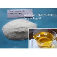 China 62-90-8 Healthy Testosterone Anabolic Steroid Muscle Building Testosterone Propionate wholesale