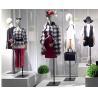 China Clothing Shop Window Display Equipment / Retail Display Props For Window Display wholesale