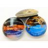 China Durable Photo Print Fridge Magnet , Small Refrigerator Magnet Souvenir wholesale