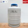 China Tianchi Liquid nitrogen biological container 35L125mm Liquid nitrogen tank YDS-35-125 Cryogenic vessel 35L wholesale