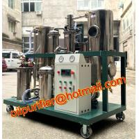 China Used cooking oil filtration treatment and vegetable oil recycling machine Residual Particles Oil Micro Filter decolor wholesale