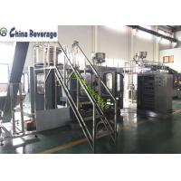 Quality Soft Drinks Carbonated Beverage Bottling Equipment Platsic Bottle Turnkey Project for sale
