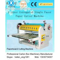 China Safe Operation Corrugated Sheet Making Machine Electric Mill Roll Stand / Sheet Cutter wholesale
