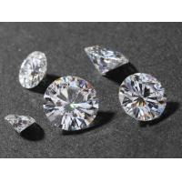 China VVS1 Lab Grown Moissanite Loose Stones 10.5ct 14MM DEF Color wholesale