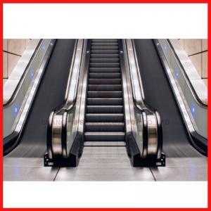 China Shopping Malls , Office Moving Walk Escalator Angle 30 Deg Speed 0.4m / S wholesale