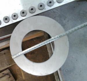 Quality OD 220mm Titanium Forging GR5 Rings Low Density High Strength for sale