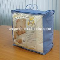 China duvet packaging bag wholesale