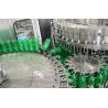 China Automated Soda Filling Machine Soft Drinks Filler  Carbonated Drink Filling Machine CE Certificate wholesale