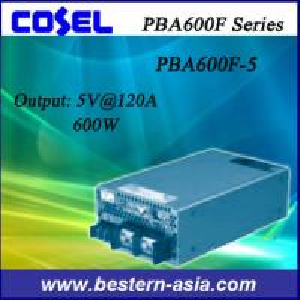 China Cosel PBA600F-15 600W 15V AC-DC Power Supply wholesale