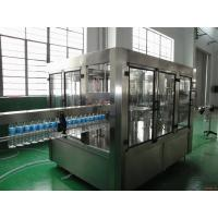 China Stable Mineral Drinking Water Production Line Automatic 3000 - 28000 BPH High Capacity wholesale