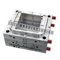 Quality Injection Plastic Mould for refrigerator drawer from advanced China supplier for sale