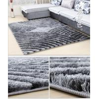 China SHIMAX 5D Popular/Modern Polyester Shaggy Carpet for Living Room wholesale