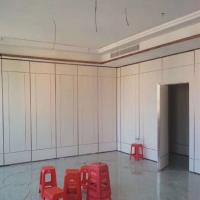 China Ballroom Operable Walls Cost Acoustic Partition Walls Sound Proof Movable Partitions on sale