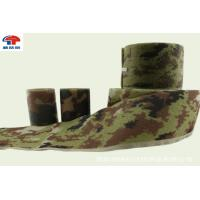 China Durable hook & loop Nylon Webbing Straps For Military Clothing , Adjustable wholesale