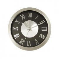 "China 12"" Metal Wall Clock wholesale"