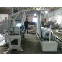 Buy cheap Multi Function Fabric Winding Machine , Folding Textile Measuring Machine from wholesalers