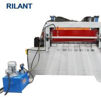 China 2.2KW 600mm Expanded Metal Mesh Machine 300 Strokes / Min Production Speed wholesale