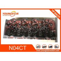 China HINO N04C N04CT NO4C  NO4CT  Cylinder Head For HINO Excavator Truck For HINO Engine 300 Series719 917 916 wholesale