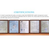 Shenzhen Supersky Digital  Co.,Ltd Certifications