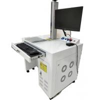 China Auto Part UV Laser Marking Machine Water Cooling With CE ISO FDA Certification wholesale