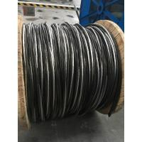 Buy cheap XLPE Insulation Twisted Aerial Bundled Cable Standard ABC BT Twisted Alu Cable from wholesalers