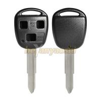 Buy cheap Factory Sale Toyota Car Key Shell Toy41R Brass Blade 3 Buttons from wholesalers