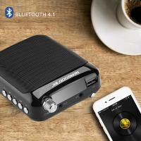 Buy cheap 2018 NEWGOOD Bluetooth UHF Wireless Headset Microphone Voice Amplifier from wholesalers
