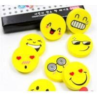 China promotional kids eraser with full color printing pass EN71 & Lhama standards on sale