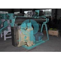China Chicken Cattle Feed Pellet Mill Stainless Steel Conditioner 380V 55kw wholesale