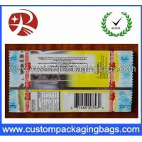 China Recycle & Eco-friendly Plastic Food Packaging Bags For Ice Lolly wholesale