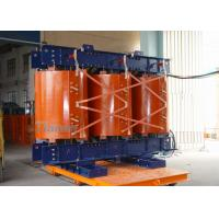 China 30 - 2500 Kva Cast Resin Dry Type Transformer Thin Insulation With Low Noise wholesale