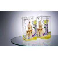 China Clear plastic box on sale