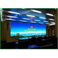 China 3mm Indoor Led Screen Large Screen Display With Wide Viewing Angle SMD 2121 wholesale