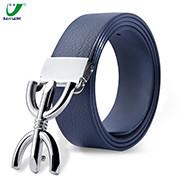 China FREE SAMPLE High Quality Different Color Fashion Faux Leather Men Belts wholesale