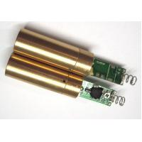 China 532nm 20mw green laser modue for green laser sights on sale