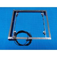 China Multifunctional SMT Machine Parts Steel Net Switch Frame For Screen Printing Equipments wholesale