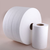 China Good quality bfe99 meltblown nonwoven fabric/pfe non woven material pp filter cartridge /melt blown fabric filter cloth wholesale