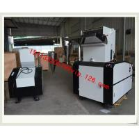 Buy cheap 350-450kg/hr Crushing capacity Soundproof plastics crusher For Peru/ Mute from wholesalers
