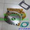 China Komatsu loader water pump  WA470-5,WA480-5,S6D125 water pump 6154-61-1100 wholesale
