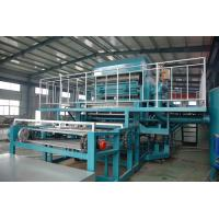 China Semi-automatic Pulp Molding Machine , Egg Tray Making Machine wholesale