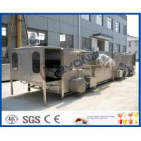 China 5000LPH Soft Drink Production Line For Soft Drink Manufacturing Process wholesale