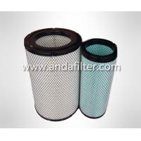 China High Quality Air Filter For ISUZU 14215203-0+1-14215217-0 wholesale