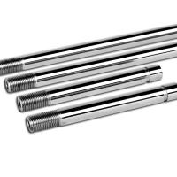 China High Polished Injection Molding Machine Tie Bar Nitriding Or Chrome Plated wholesale
