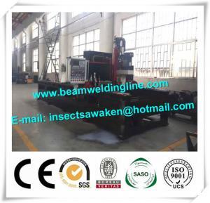 China OTC Welder CNC Milling Machine Steel Plate / Structure Drilling Machine wholesale